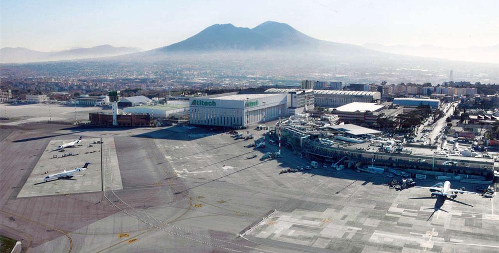 Parcheggio Aeroporto Napoli Capodichino, Jazz Garage